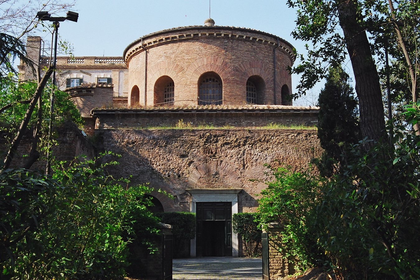 Roman and Byzantine domes- Sheet1