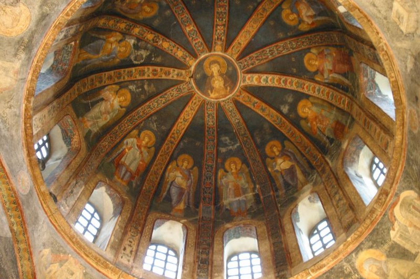 Roman and Byzantine domes- Sheet2