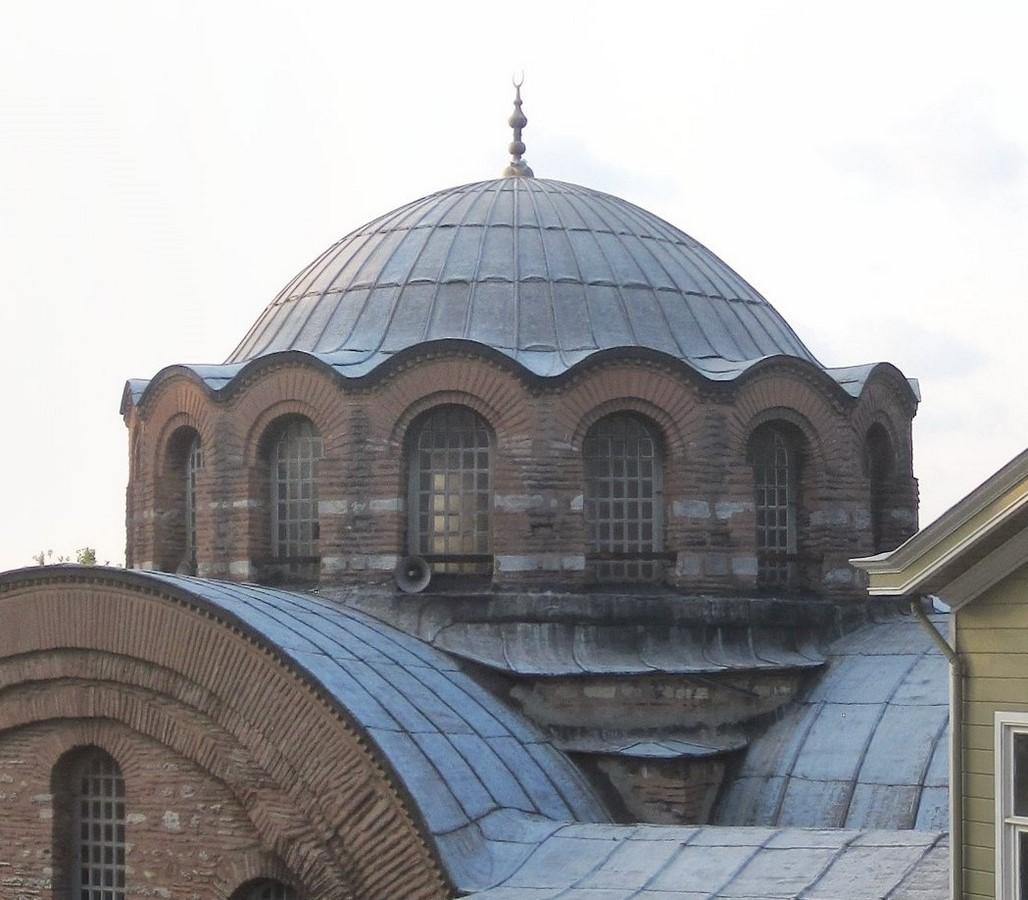 Roman and Byzantine domes- Sheet10