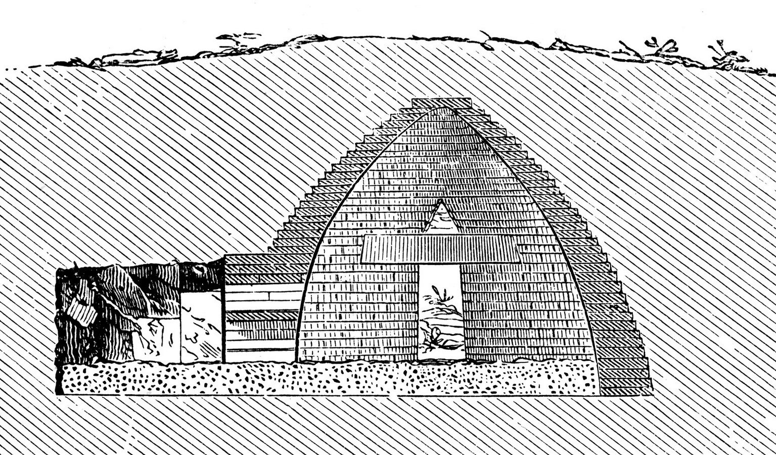 Early and indigenous domes- Sheet7