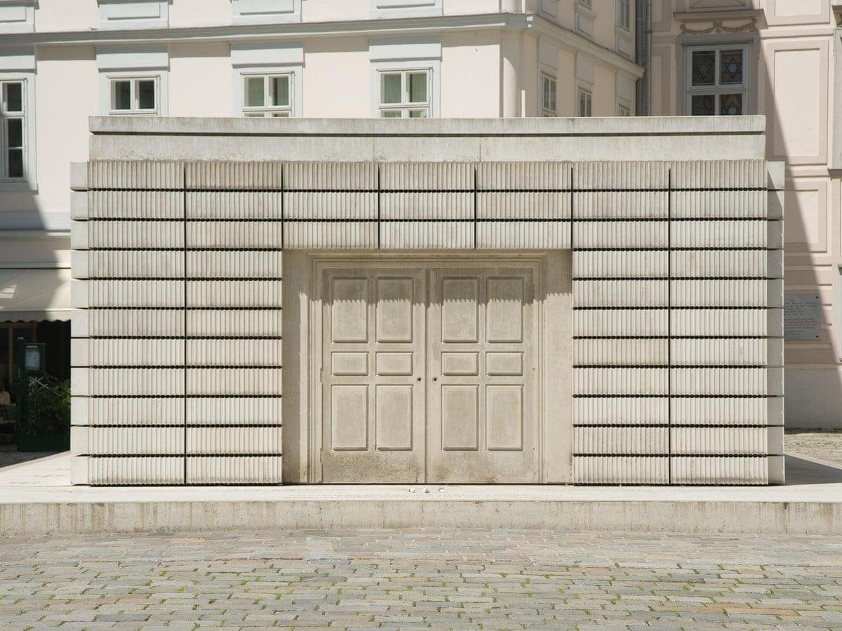 Judenplatz Holocaust Memorial by Rachel Whiteread: A plethora of signs - Sheet2