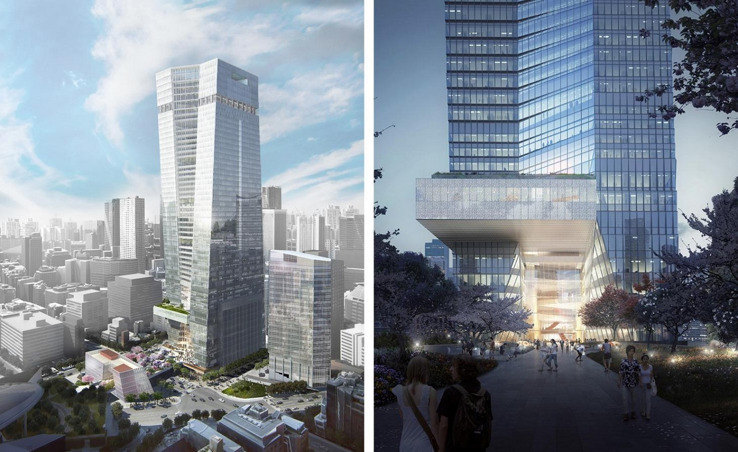 Toranomon Hills Mori Tower by OMA: The First Tower in Tokyo - Sheet2
