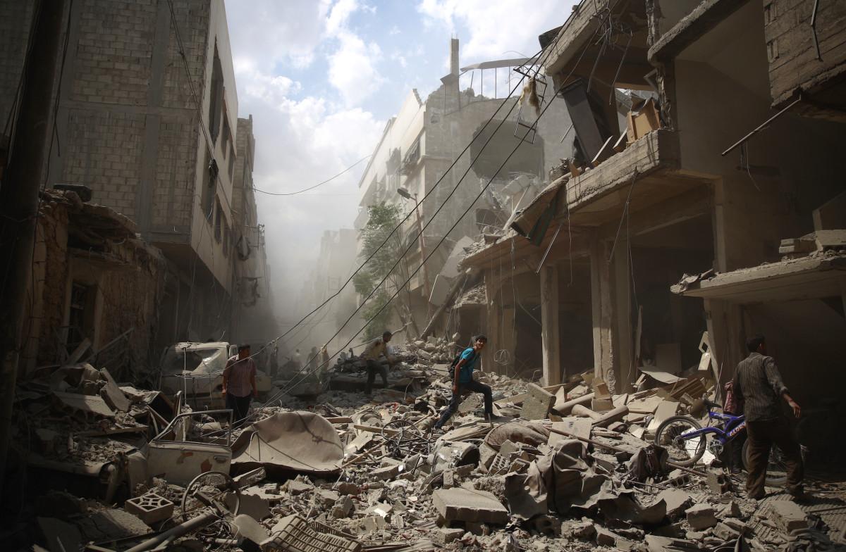 Reconstructing Syria- Post-war architectural development - Sheet2