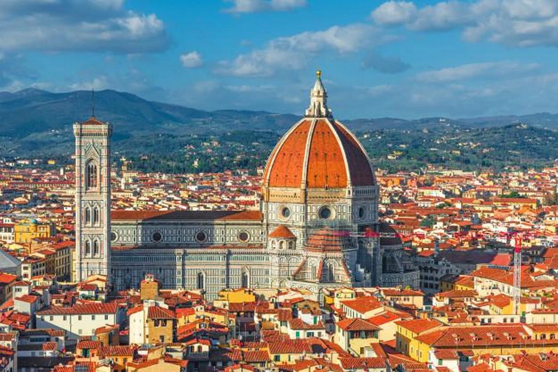 Basilica di Santa Maria del Fiore, Florence - Sheet1