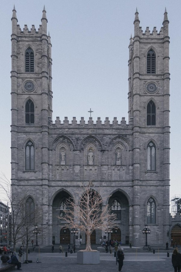Notre-Dame Cathedral, Canada - Sheet1