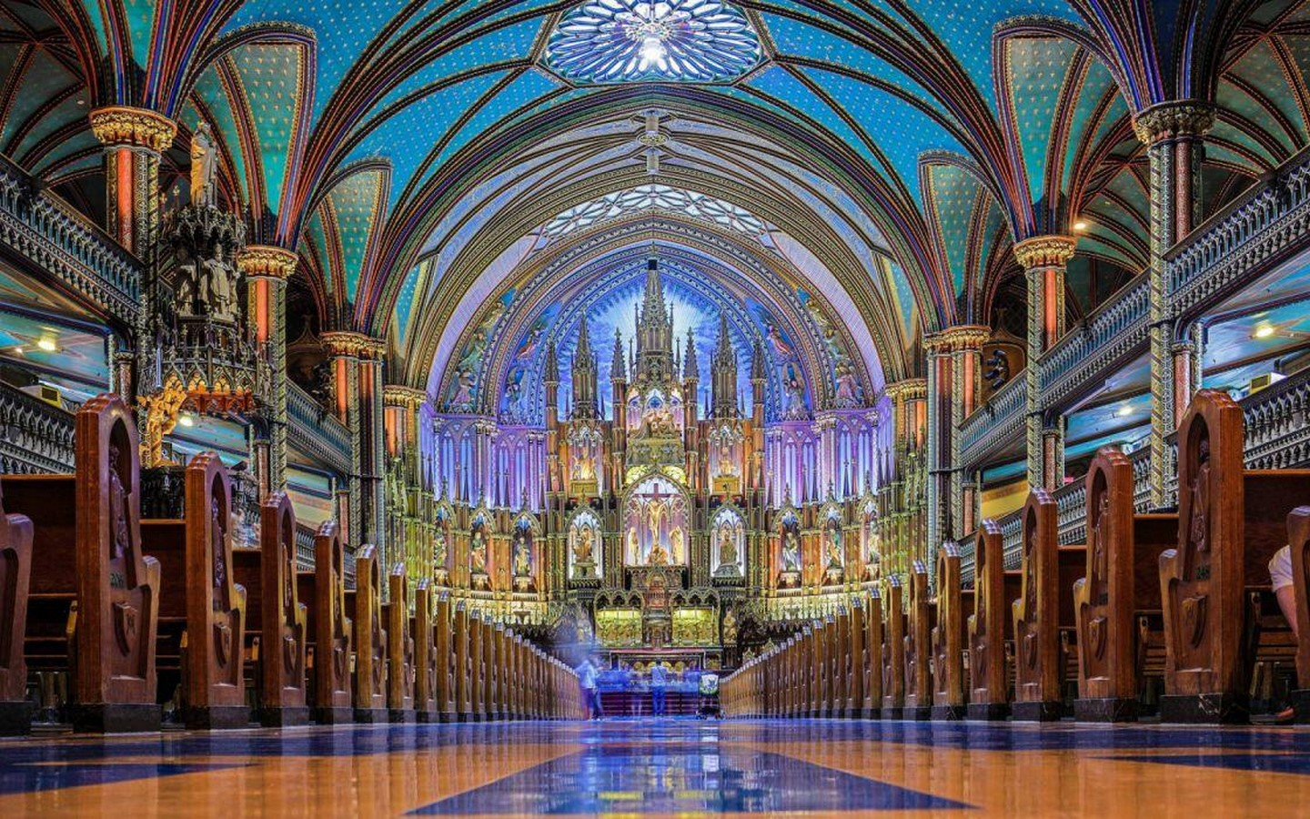 Notre-Dame Cathedral, Canada - Sheet2