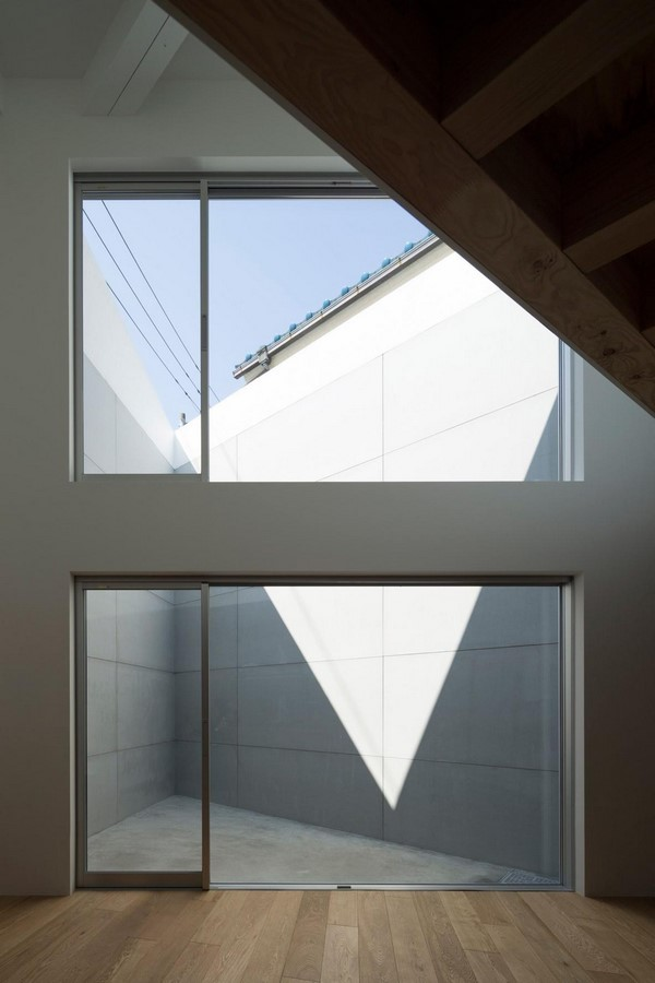 Kamiuma House, TokyobyChop + Archi - Sheet3