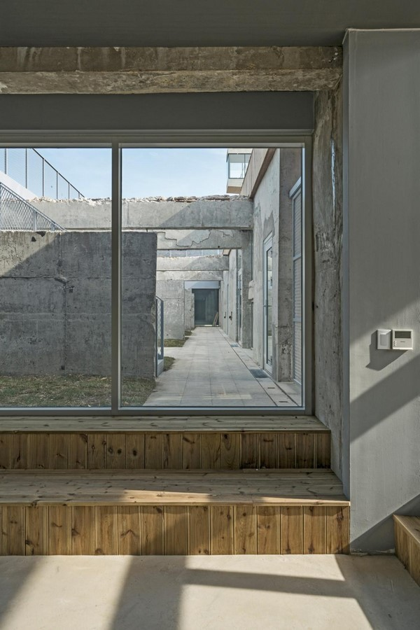 Peace and the Culture Bunker, Seoul byCoRe Architects - Sheet3