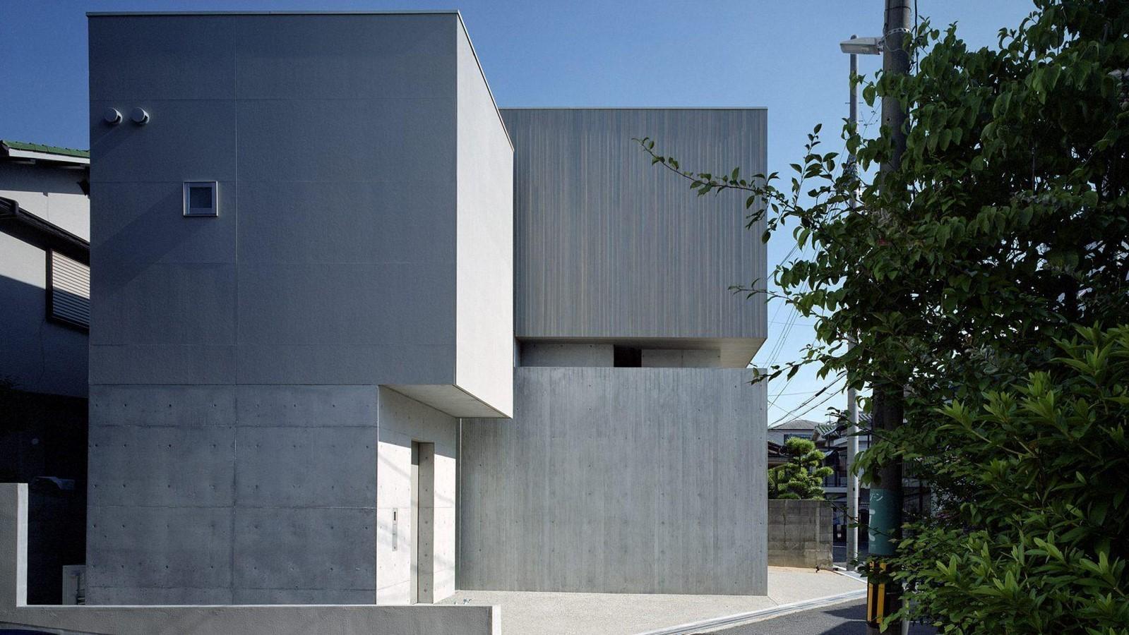 House in Toyonaka, OsakabyFujiwaraMuro Architects - Sheet1