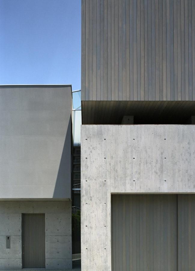 House in Toyonaka, OsakabyFujiwaraMuro Architects - Sheet2