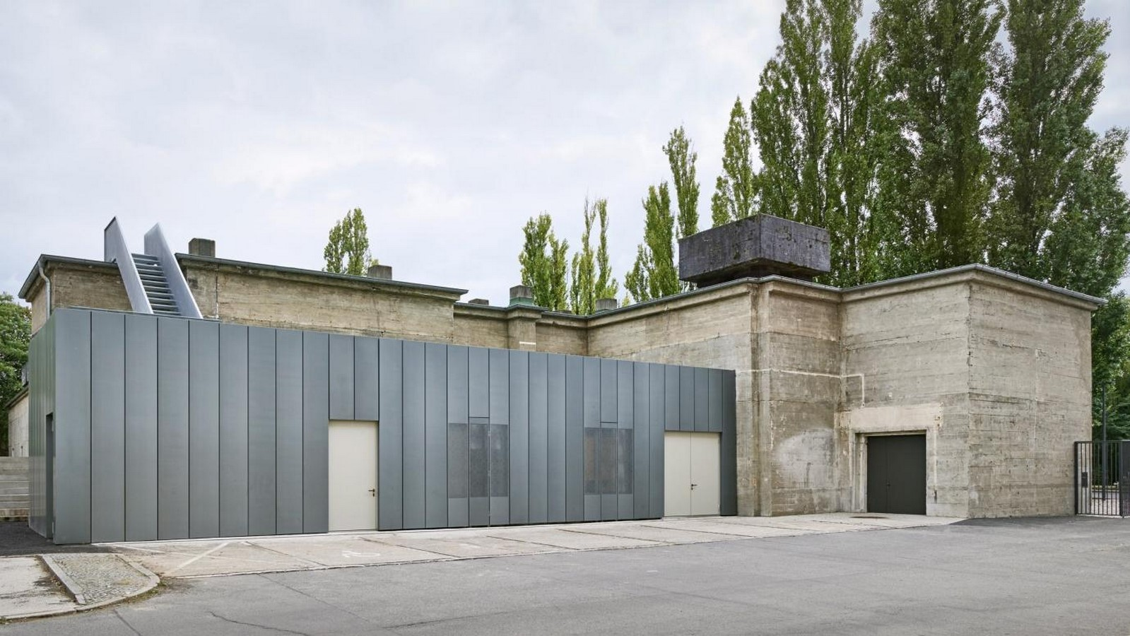 The Feuerle Collection, Berlin byJohn Pawson - Sheet3