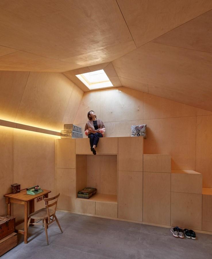 Brexit Bunker, London byRise Design Studio - Sheet2