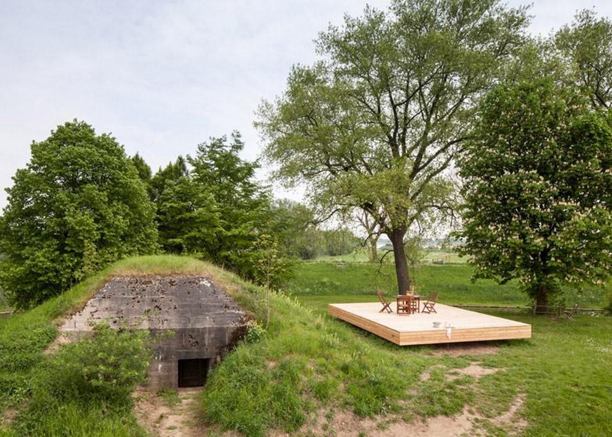 Holiday Home, Netherlands byStudio B-ILD - Sheet1