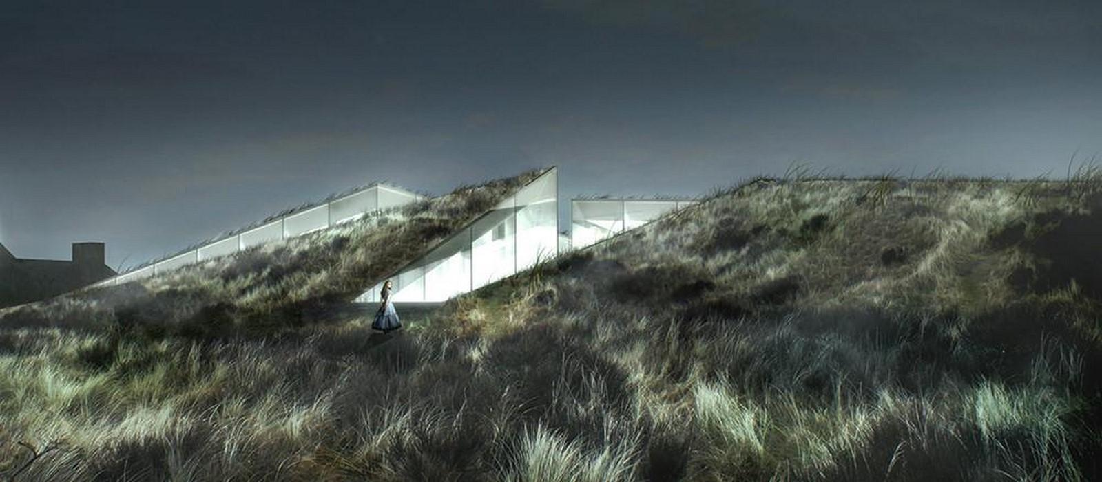 Blåvand Bunker museum, DenmarkbyBIG & Varde - Sheet1