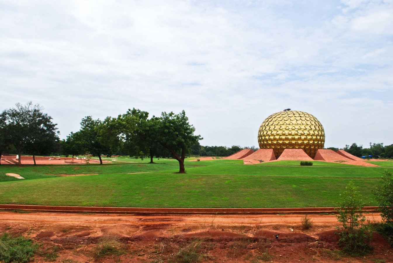 Paolo Tommasi's contribution in shaping Auroville- Sheet17