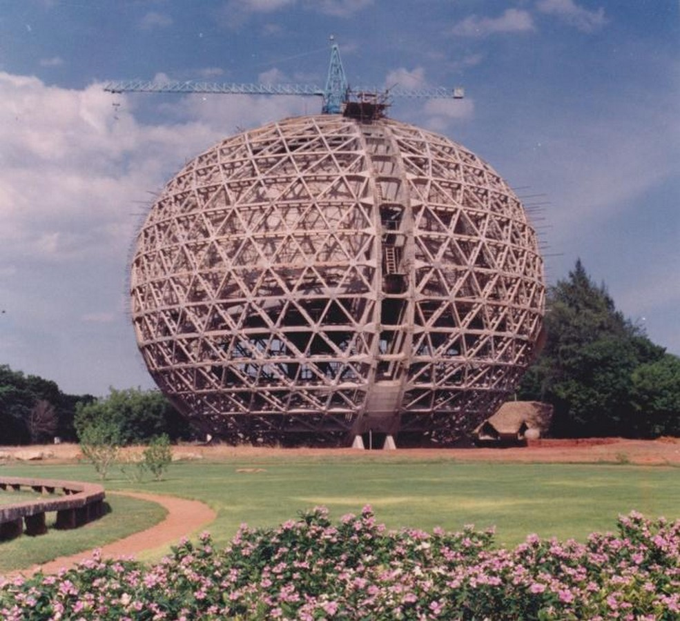 Paolo Tommasi's contribution in shaping Auroville- Sheet4