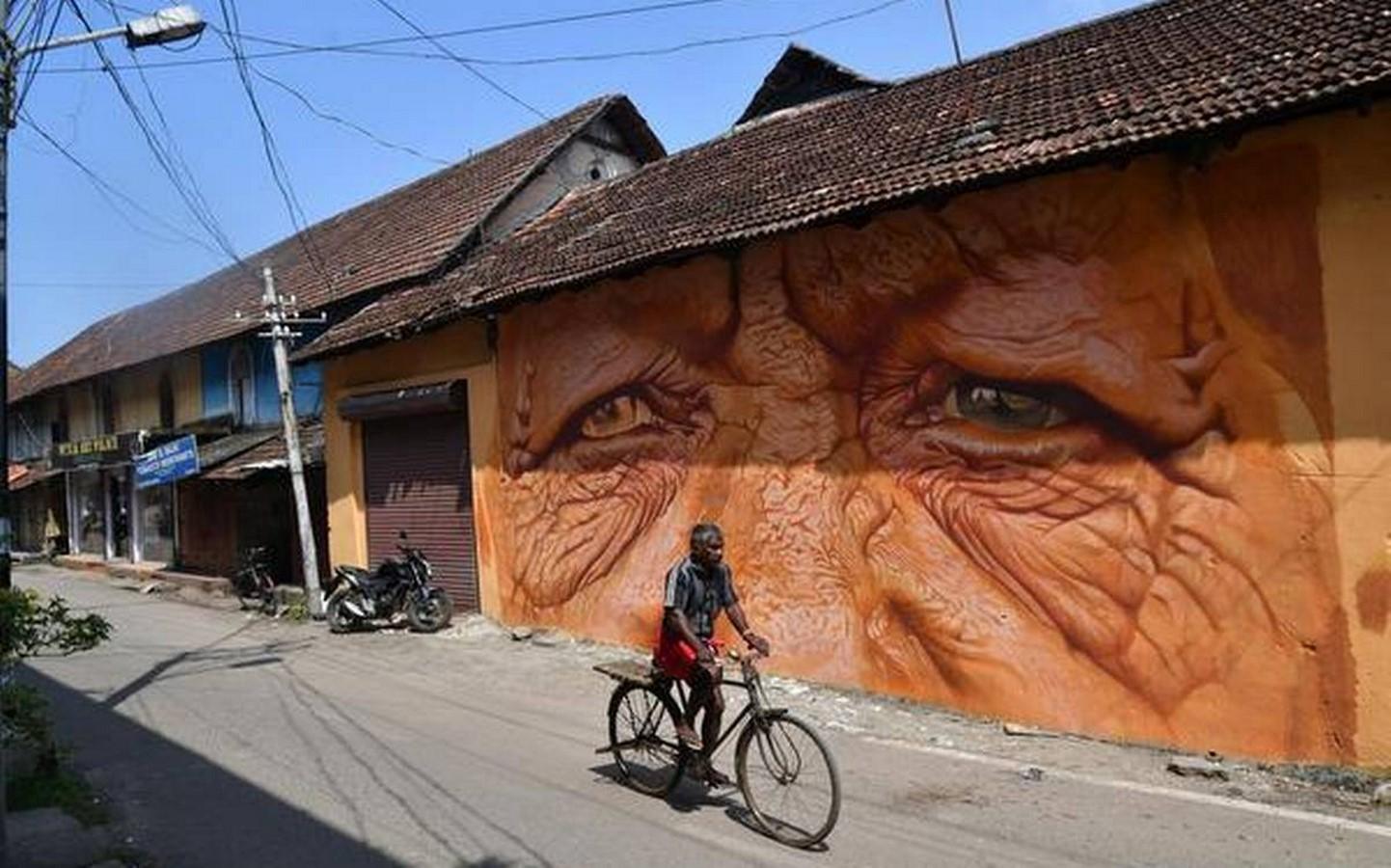 Kochi-Muzris Biennale: The face of Contemporary Art in India - Sheet2