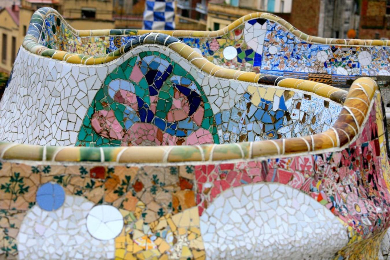 Park Güell by Antoni Gaudi: House turned Museum - Sheet7