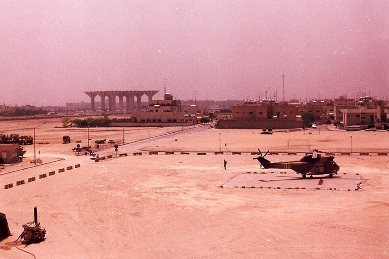 Architectural Development of Kuwait Post War -Sheet3