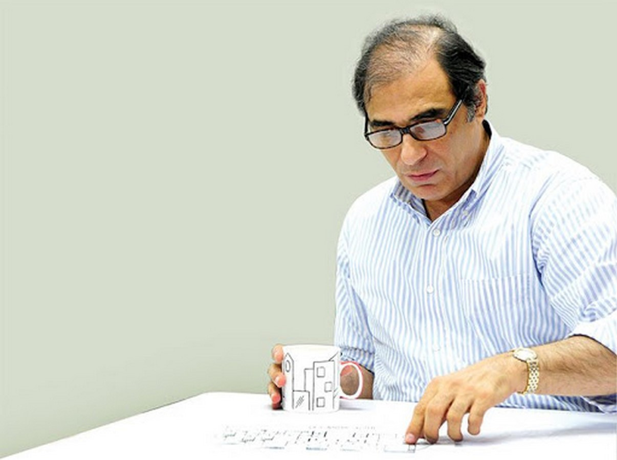 Indian Starchitects: Hafeez Contractor - Sheet3