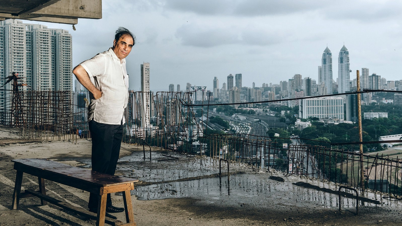 Indian Starchitects: Hafeez Contractor - Sheet4