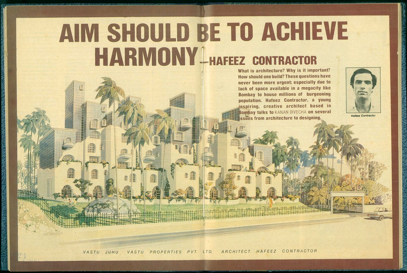 Indian Starchitects: Hafeez Contractor - Sheet5