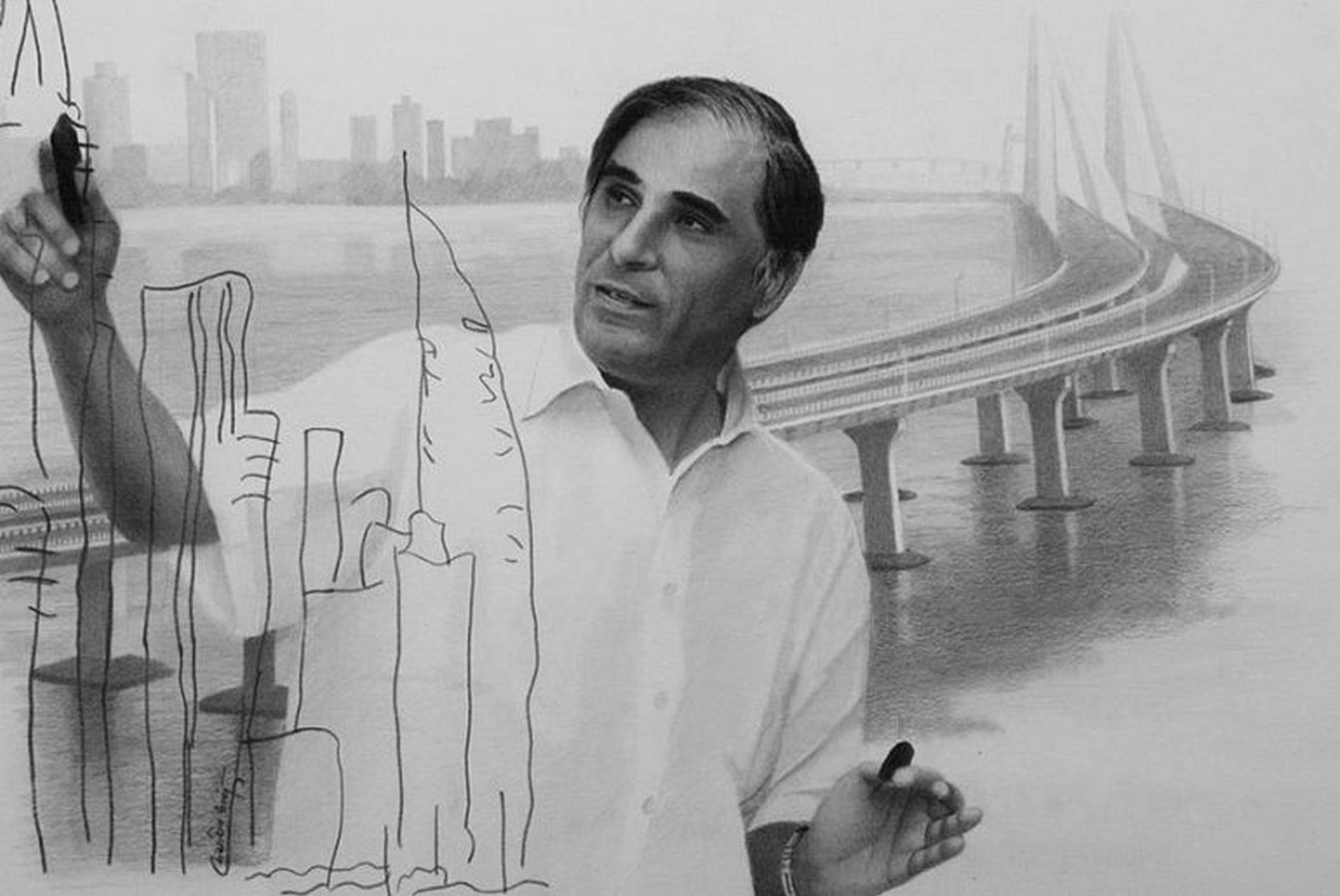 Indian Starchitects: Hafeez Contractor - Sheet8