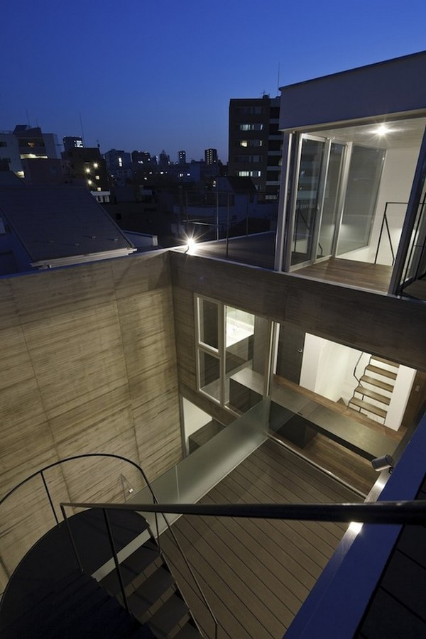 Calm house in Tokyo- Sheet1