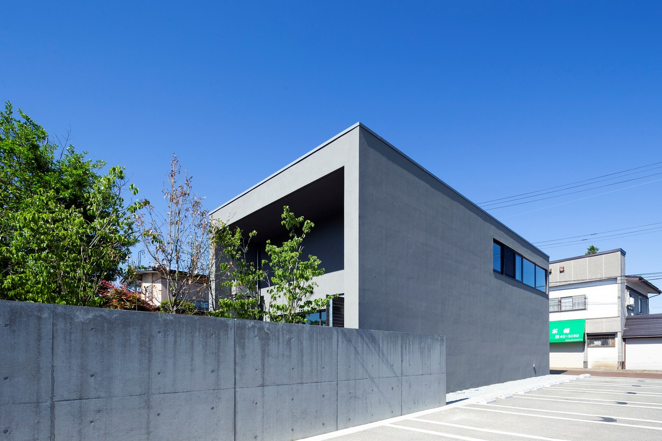 SCAPE House in Yamagata Prefecture- Sheet1