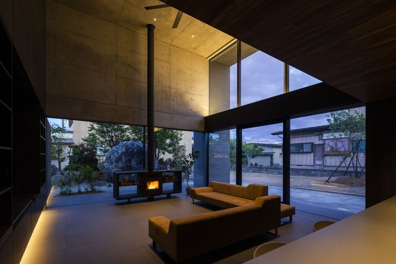 SCAPE House in Yamagata Prefecture- Sheet3