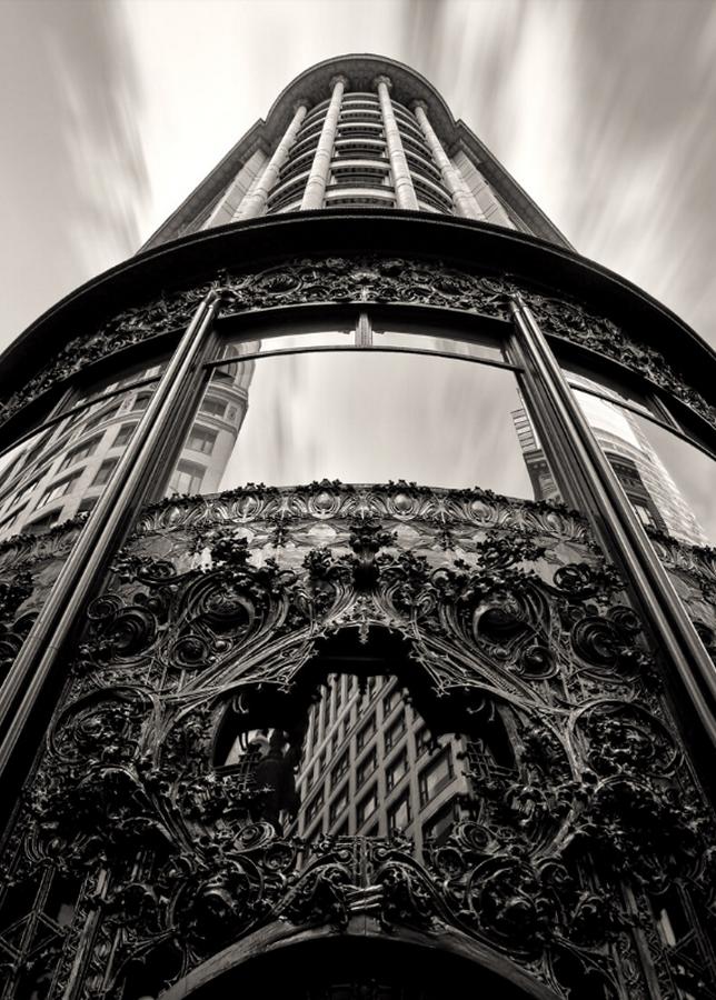 The Sullivan Center by Louis Sullivan: Temple of Commerce- Sheet3