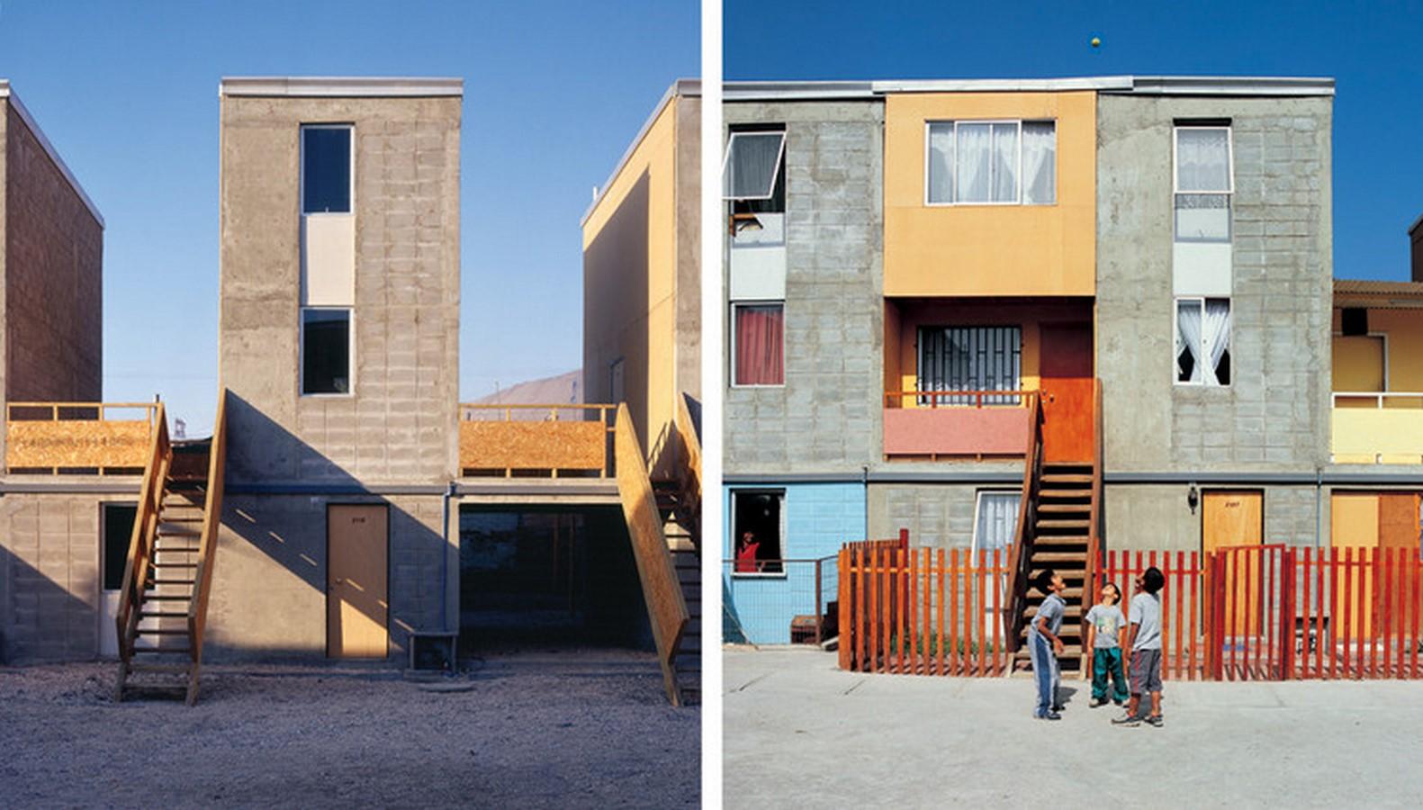 Quinta Monroy, Chile by Alejandro Aravena: Architectre for social impact- Sheet3