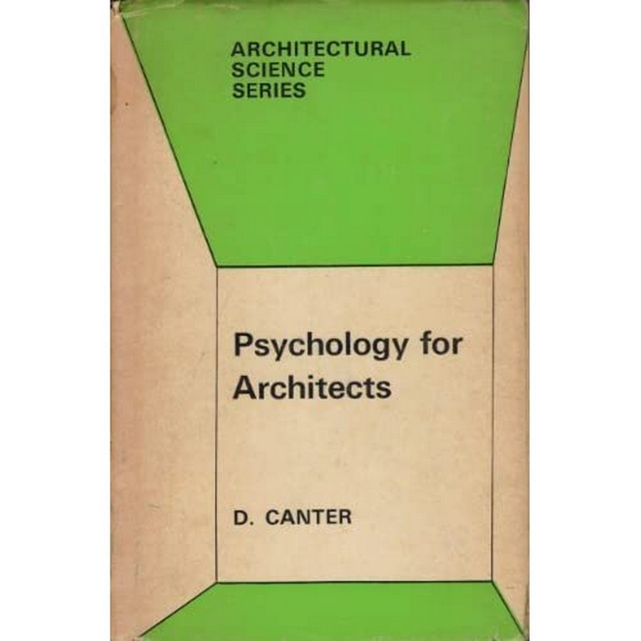10 Books about psychology in architecture that architects must read- Sheet2
