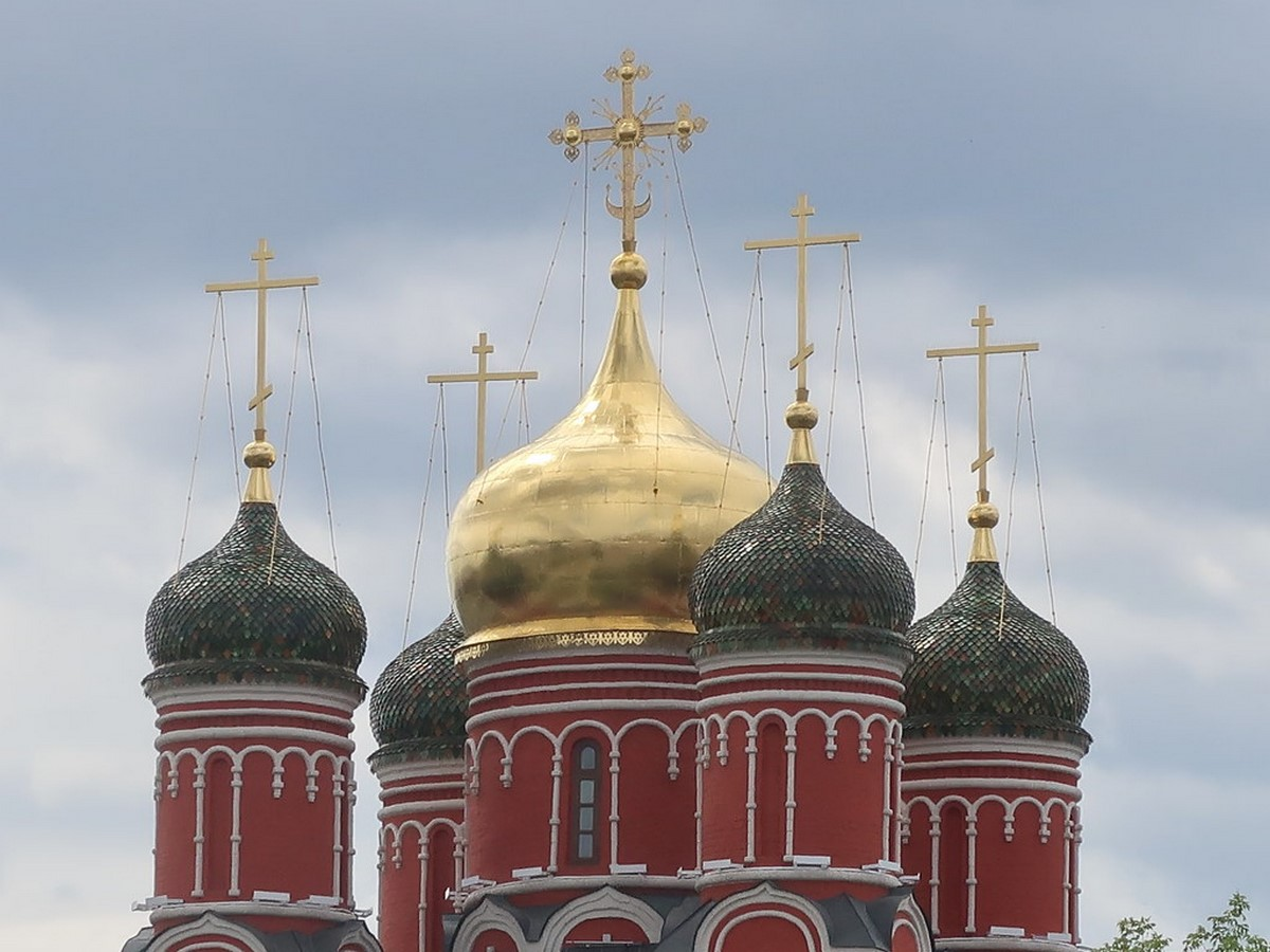 10 Structures that represent the Historical architecture of Russia - Sheet7