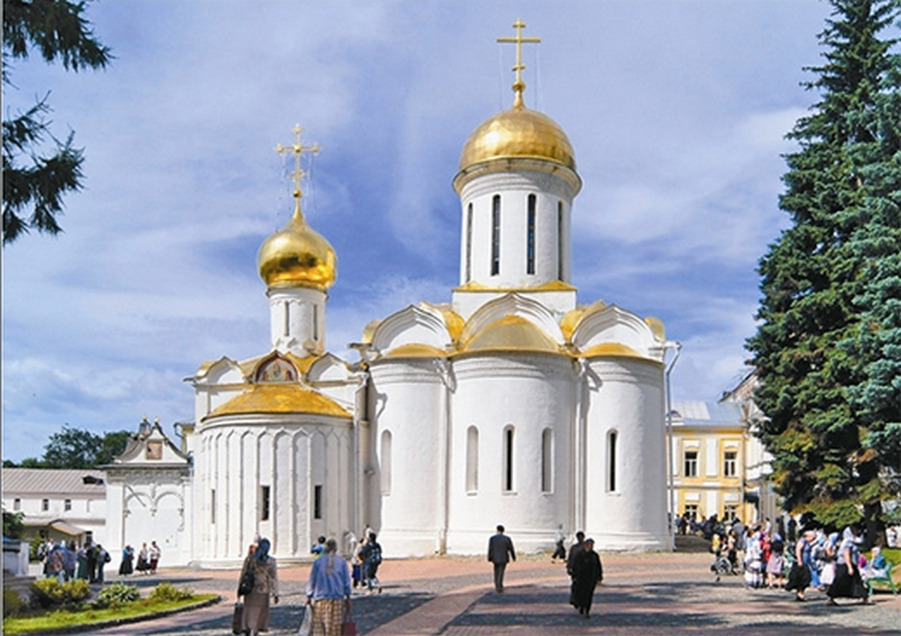 10 Structures that represent the Historical architecture of Russia - Sheet8