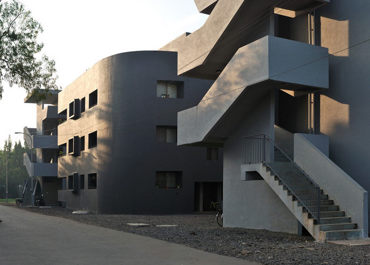 10 Examples of Affordable Housing Designs in India Sheet1
