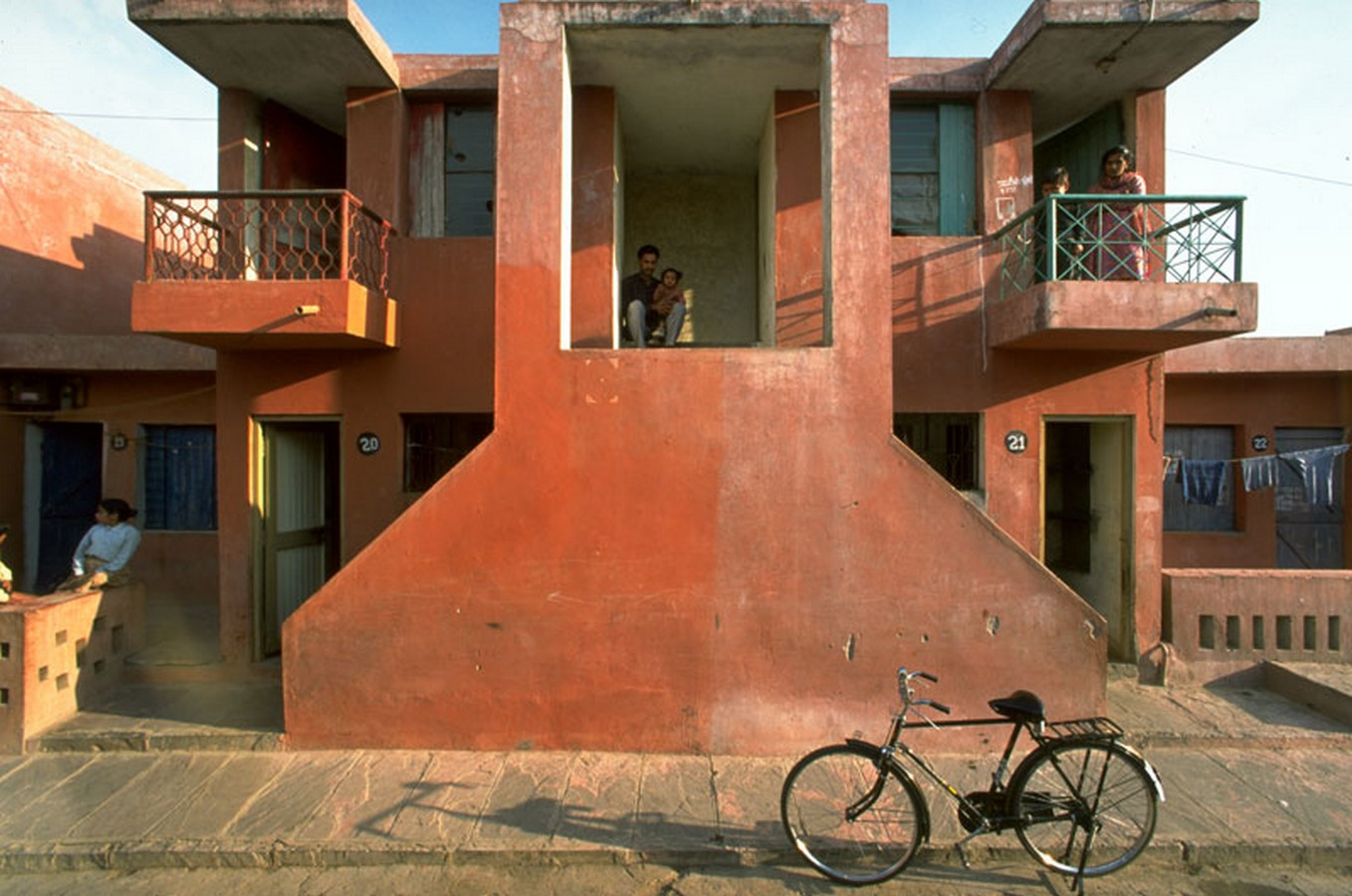 10 Examples of Affordable Housing Designs in India Sheet11