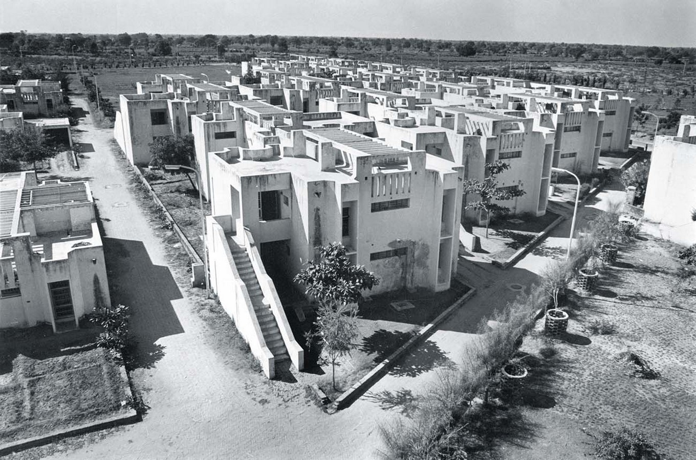 10 Examples of Affordable Housing Designs in India Sheet12