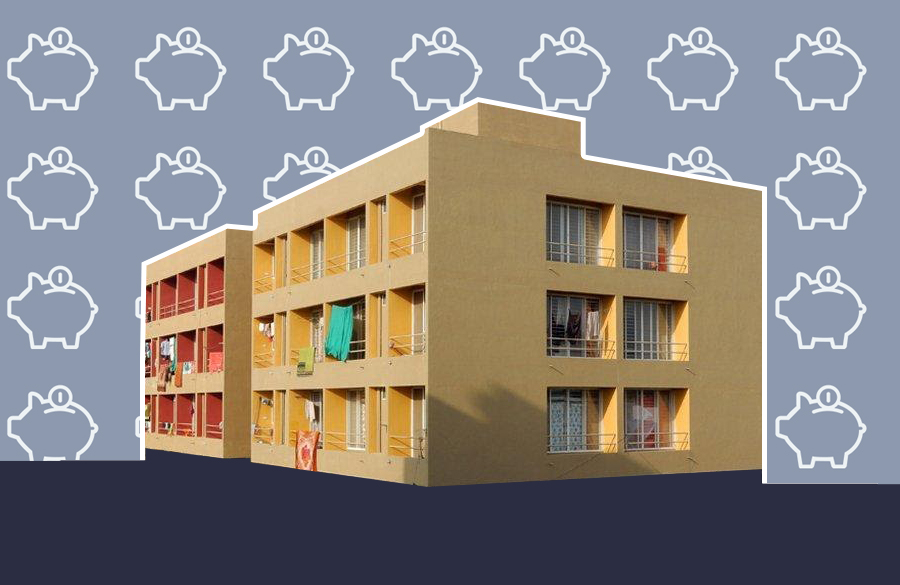 10 Examples of Affordable Housing Designs in India