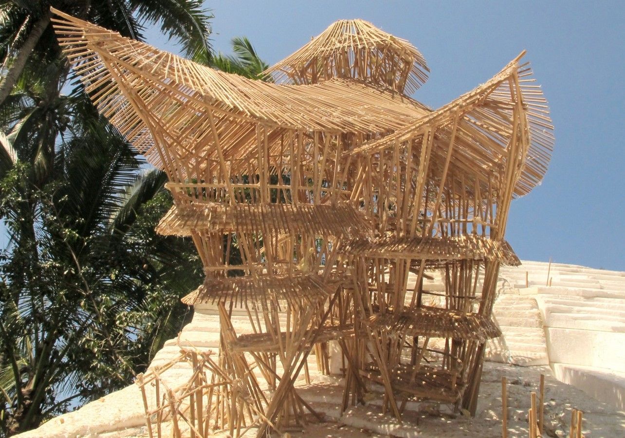 TEDTalks: for Architects: Magical houses, made of bamboo by Elora Hardy -Sheet3