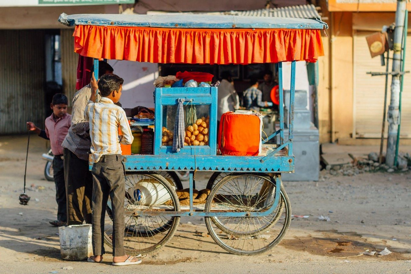 Hostile Architecture in India: Literally Fighting Poverty - Sheet12
