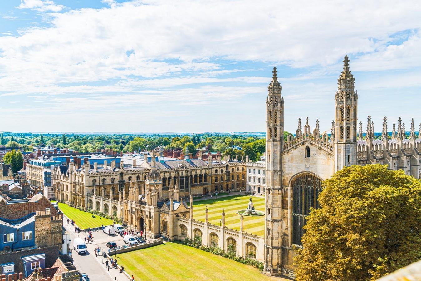 10 University towns around the world - Sheet5