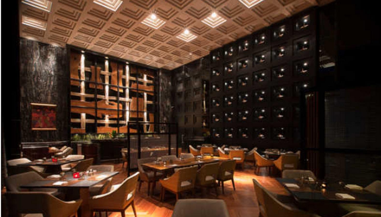 The Psychology of Restaurant Interior Design- Defining Luxury. - Sheet1