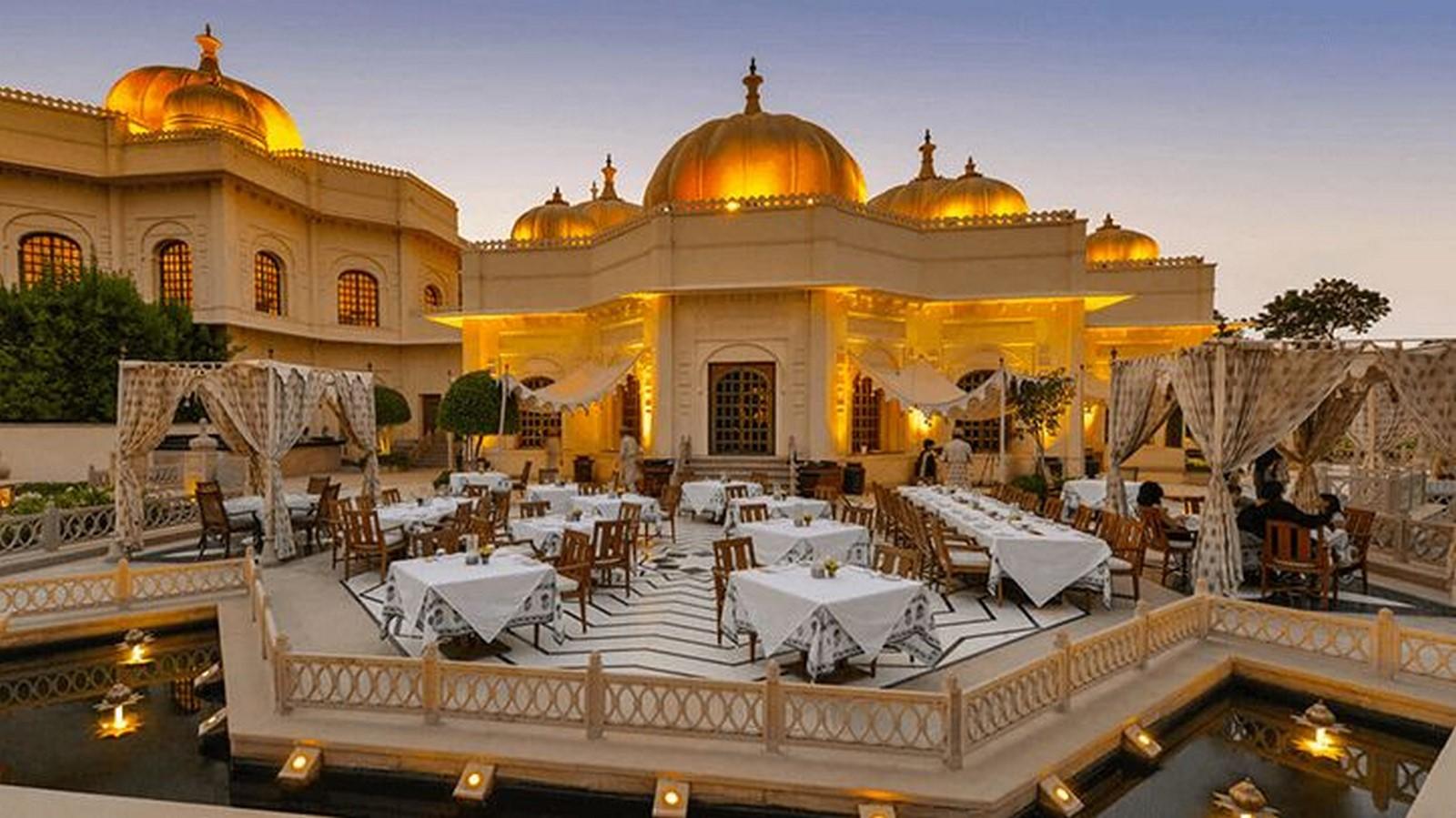 The Psychology of Restaurant Interior Design- Defining Luxury. - Sheet6