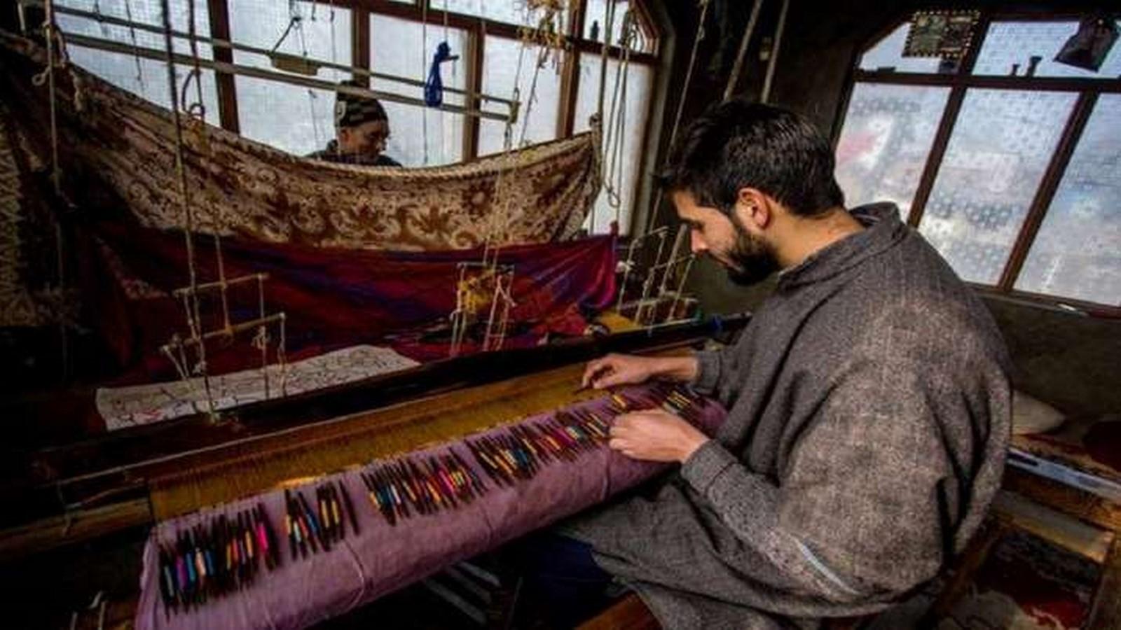 Carpet weaving - Sheet1