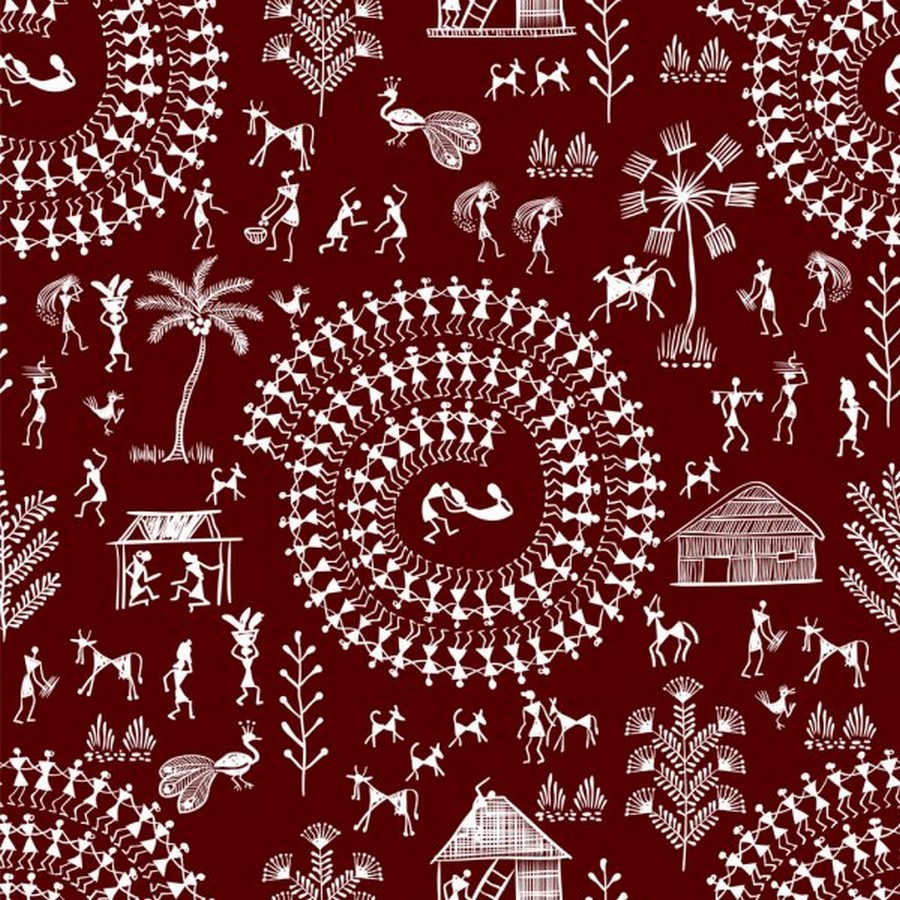 Crafts of India- Painting - Sheet1