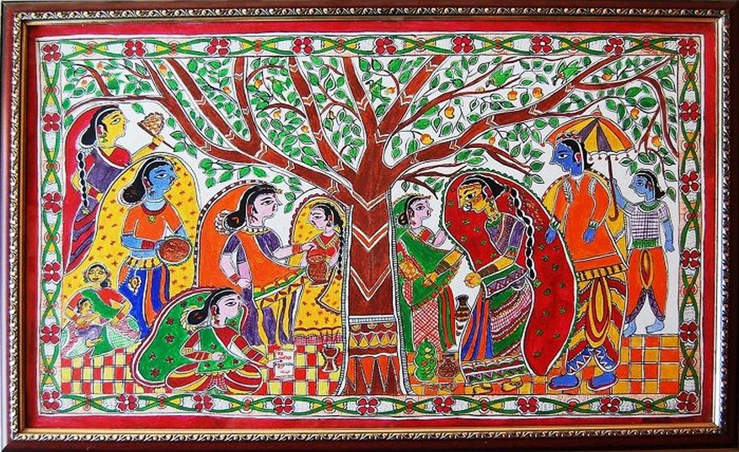 Crafts of India- Painting - Sheet2