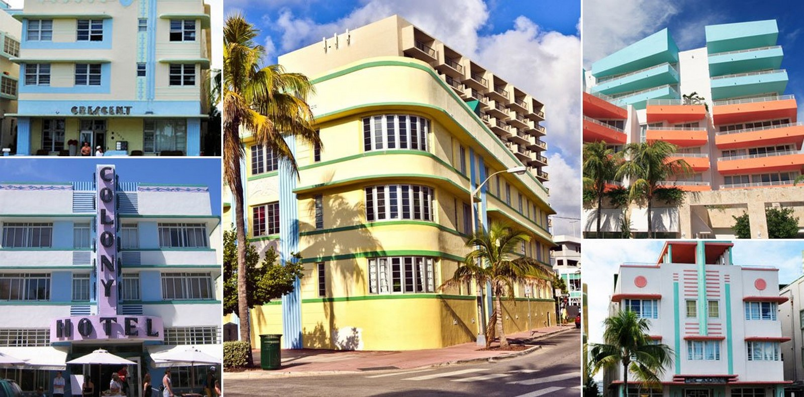 10 Example of Art Deco Architecture in the United States
