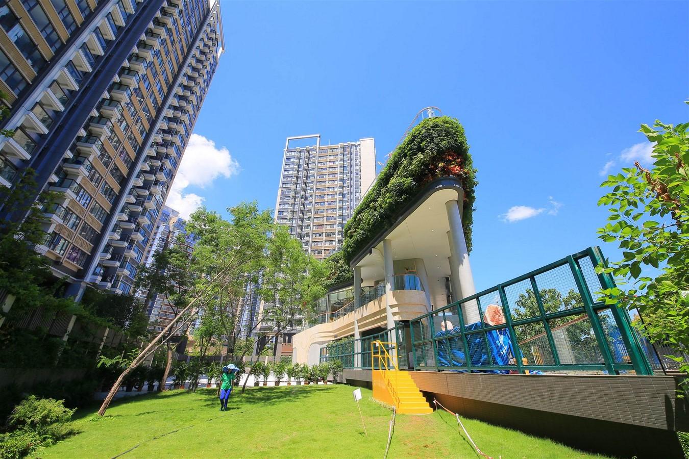 Green Atrium Hong Kong - Sheet1