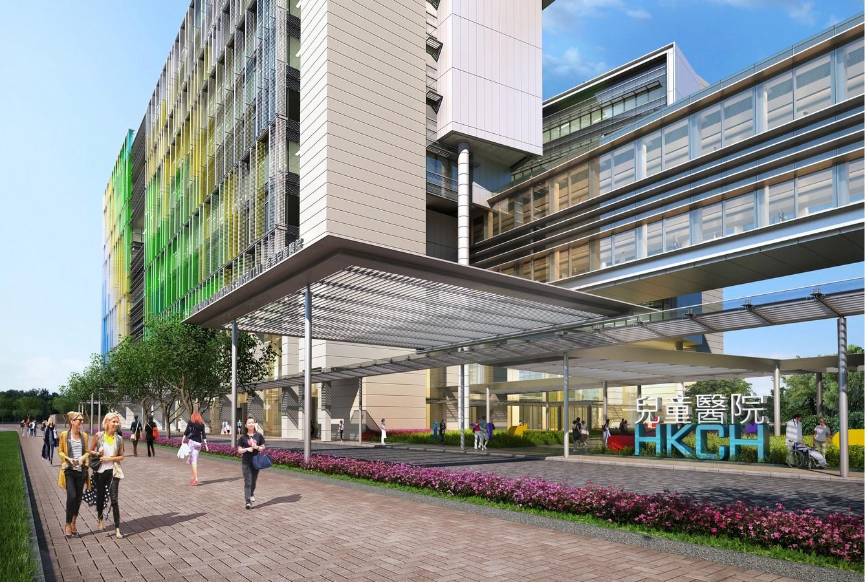 Hong Kong Children's Hospital - Sheet5